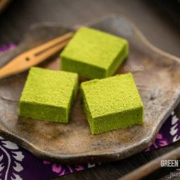 Green Tea Chocolate Recipe