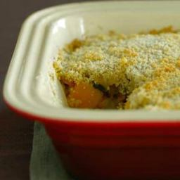 Green Apple and Butternut Squash Casserole