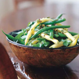 Green Bean-Chile Stir-Fry