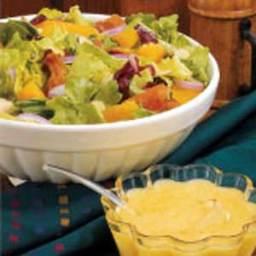 Greens 'n' Fruit Salad Recipe