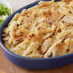 Grilled Chicken Caesar Mac