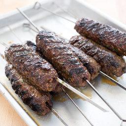 Grilled Lamb Kofte