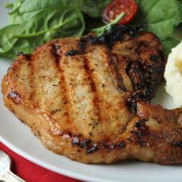 Grilled Pork Chops Marinade