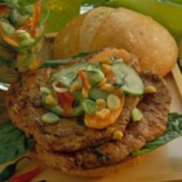 Grilled Thai Tenderloin Cutlets