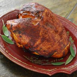 Grilled Turkey Breast