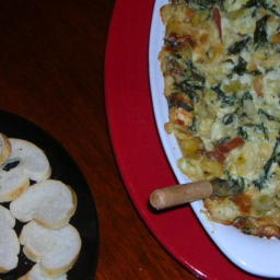 Groovy's Artichoke Spinach Dip