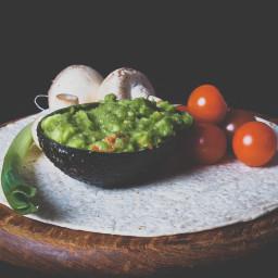 Guacamole-Avocado Dip