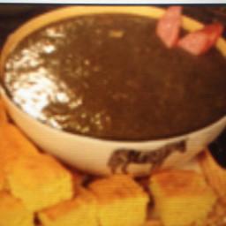 Gumbo  Des Herbes (New Orleans Herb Gumbo)