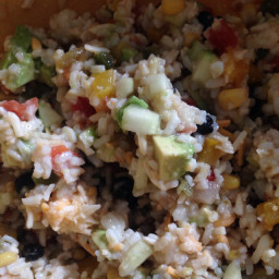 Hab Joe's Rice Salad