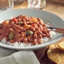 Habichuelas (Puerto Rican Red Beans)