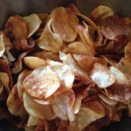 Haitian Fried Potatoes (Pomdetè Fri)