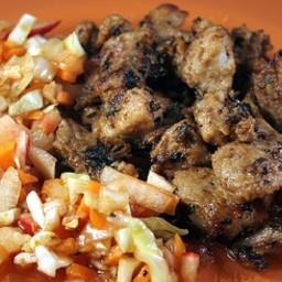 Haitian Pork Chops & Ti-Malice Sauce