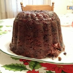 Half-remembered Expat Christmas Pudding