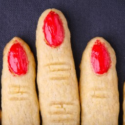 Halloween Lady Fingers