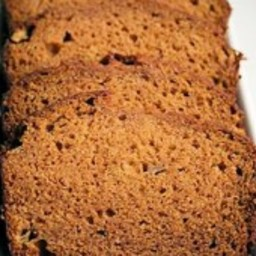 Harvest Pumpkin Apple Bread
