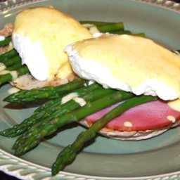 Healthy AND Delicious Eggs Benedict