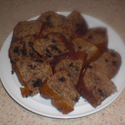 Healthy Banana Bread with Flax