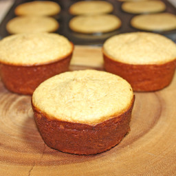 Healthy Blender Muffins