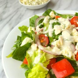Healthy Blue Cheese Dressing