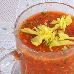 Healthy-Hardy Fish Stew