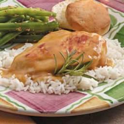 Healthy Honey Mustard Chicken Recipe