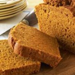 Healthy Makeover: Pumpkin Bread