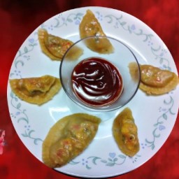 Healthy Whole Wheat Momo Recipe for Kids