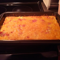 Hearty Egg Casserole