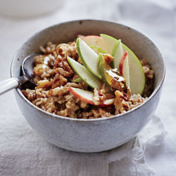 Hearty Oats and Grains