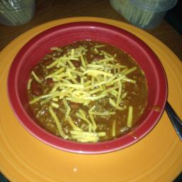 Heather's Chili  [+Taco Seasoning]