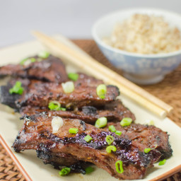 Heather's Hoisin Steak