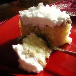 Heavenly Coconut Cake