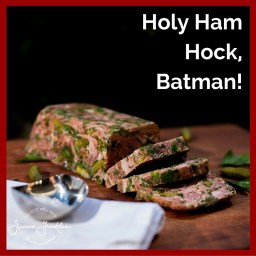 HEAVENLY Ham Hock Terrine