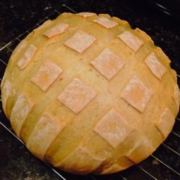 Herbed Rye Bread
