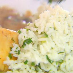 Herbed Basmati Rice