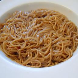 Hibachi Style Noodles