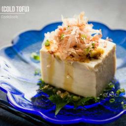 Hiyayakko (Cold Tofu) Recipe