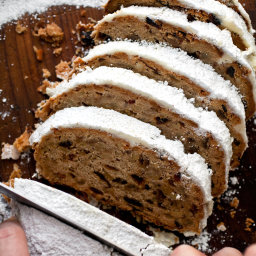 Holiday Stollen