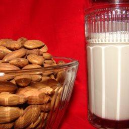 Home Made Almond Milk