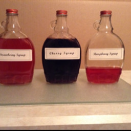 Simple Fruit Syrups (RAR)