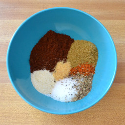 Homemade Chili Seasoning