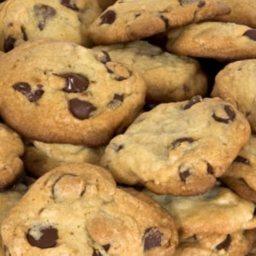 Homemade Chocolate Chip Cookies