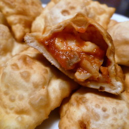 Homemade Pizza Rolls
