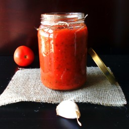 Homemade Pizza Sauce Recipe