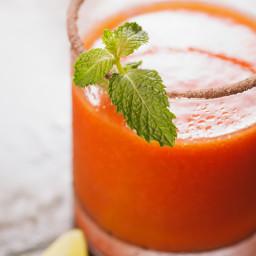 Homemade V8 Juice (Raw Recipe)