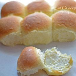Homemade Yeast Rolls or Bread Recipe