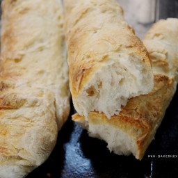 Homemade Baguette