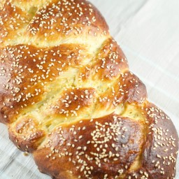 Homemade Challah Bread