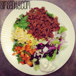 Homemade Taco Seasoning with Salt Free Option