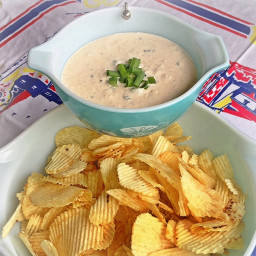 Honest-to-Goodness Onion Dip
